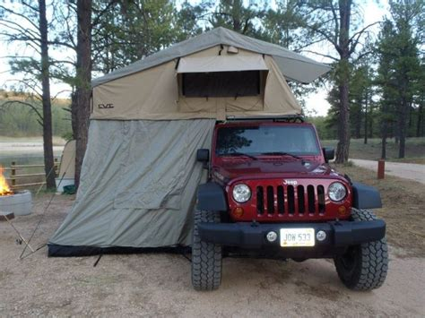 Jeep Canopy Tent Galleries By Vehicle Cascadia Vehicle Roof Top Tents I