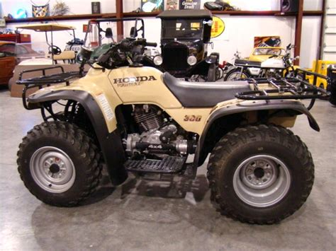 rv parts collector s 1995 honda 300 fourtrax trx300fw