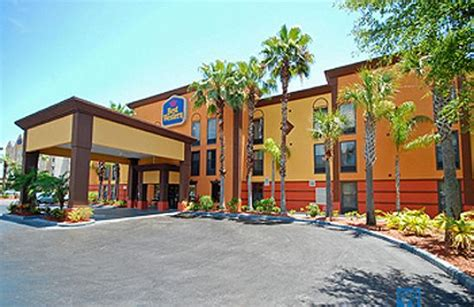 best western orlando frente do hotel picture of best western plus universal
