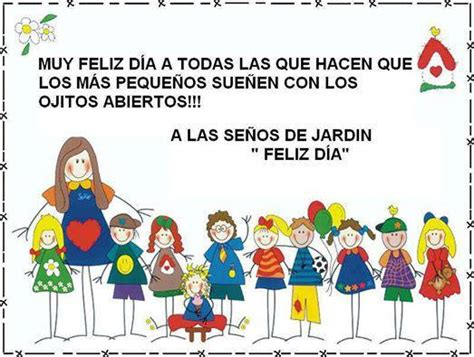 imagenes feliz dia jardin feliz dia de la maestra jardinera frases imagui