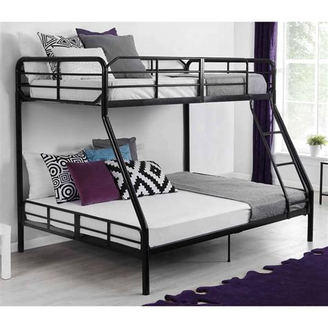 loft bed for teens bunk beds for kids loft walmart com mainstays twin over full bed clipgoo