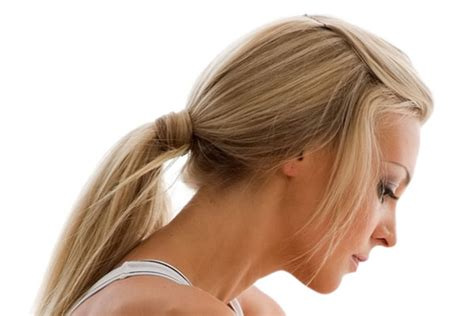 ways to make ponytail hairstyle with bangs and hairstyles for 2015 hairstyle