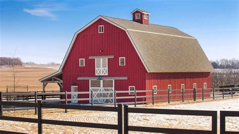 gambrel barn traditional wood barn great plains gambrel barn project rdo810 photo gallery