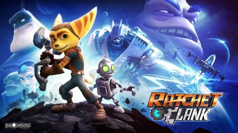 Ps4 Ratchet Clank Reg All new ratchet and clank ps4 trailer builds galactic hype