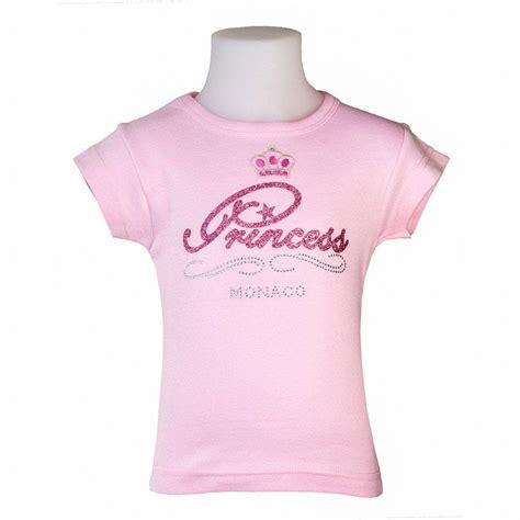 Princess Pink T Shirt t shirt monaco princess crown pink souvenirs shop