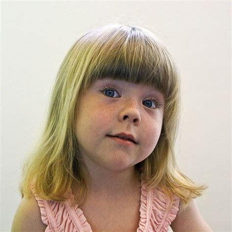bob haircut young little girls bob haircut with bangs are hairstyles with