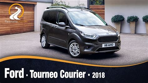 ford tourneo courier  panorama motor