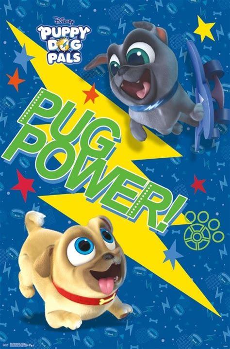 pug pals puppy pals pug power
