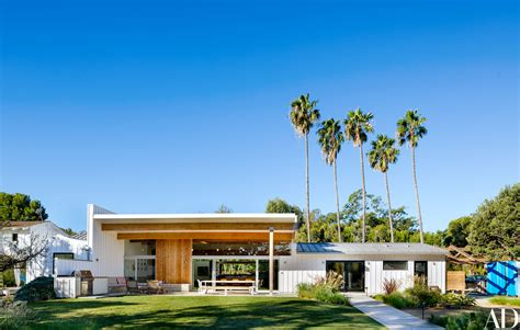 house d mike d of the beastie boys lives in this modern malibu house architectural digest