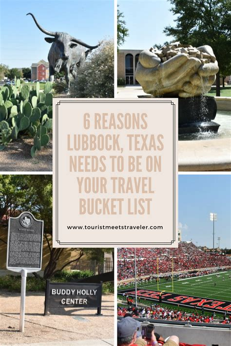 6 reasons lubbock needs to be on your travel