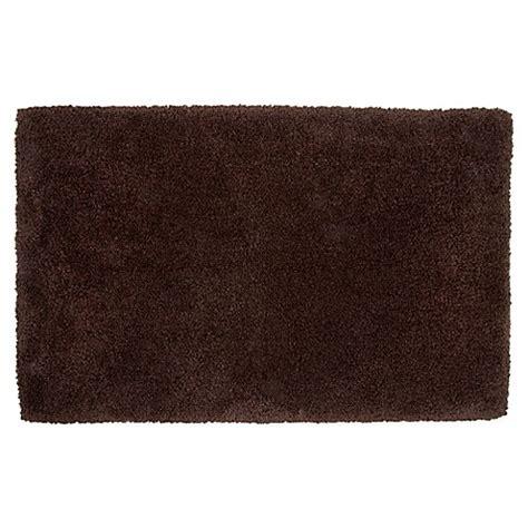 wamsutta rugs buy wamsutta 174 ultimate 24 inch x 40 inch plush bath rug in espresso from bed bath beyond