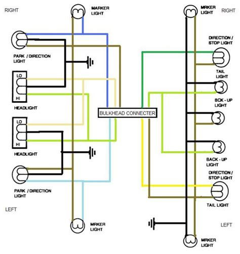 simple alternator wiring diagram simple wiring circuits