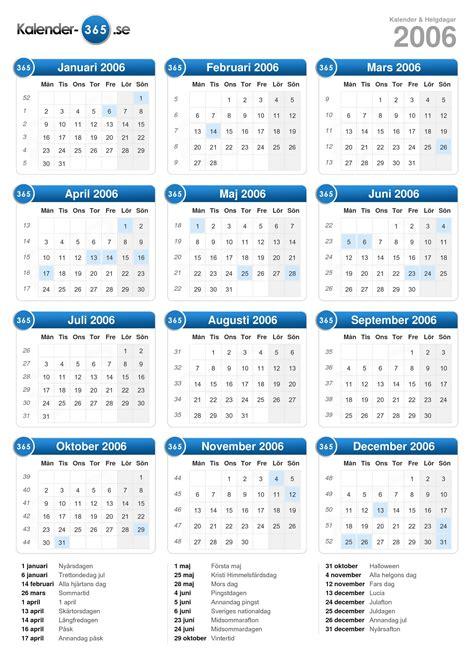 Z Calendario 2006 Kalender 2006