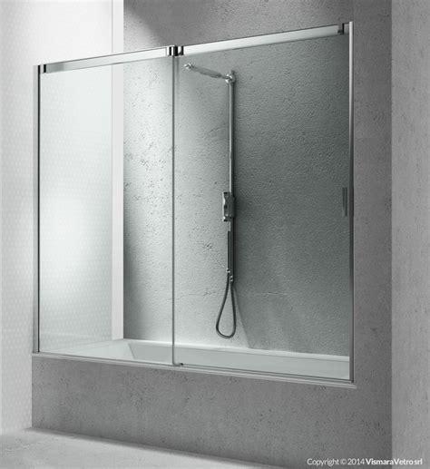box doccia su vasca da bagno oltre 25 fantastiche idee su vasca da bagno doccia su