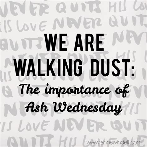 dust that dreams of reflections on lent and holy week books walking dust an ash wednesday reflection