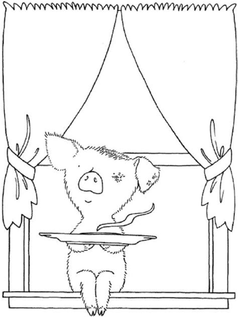 If You Give A Pig A Coloring Page if you give a pig a pancake coloring pages az coloring pages