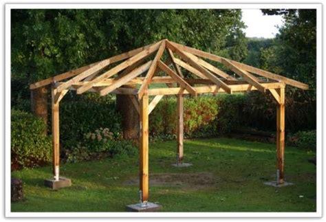 Gartenpavillon Aus Holz Selber Bauen gartenpavillon holz sechseckig selber bauen denvirdev info