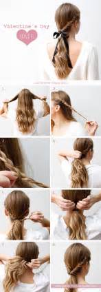 cool easy step hairstyles wear this hair a simple braided beauty
