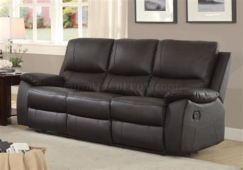 Greeley Furniture by Greeley Motion Sofa 8325brw In Brown By Homelegance W Options