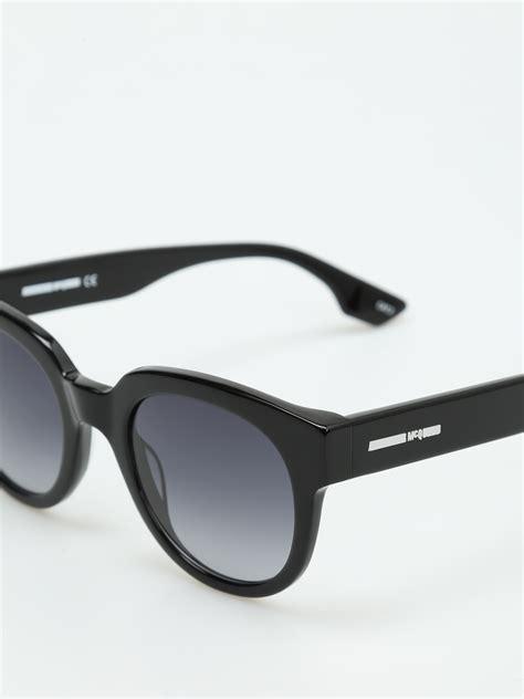 Thick Frame Sunglasses thick frame sunglasses by mcq sunglasses ikrix