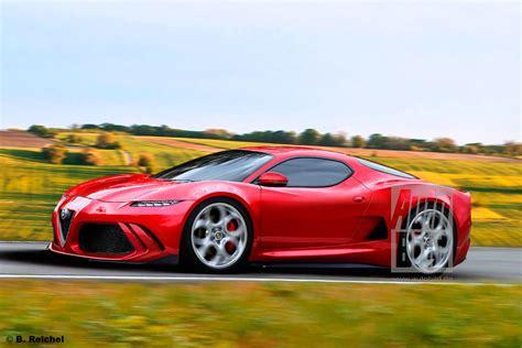 Alfa Spider 2020 by Neue Alfa Romeo 2018 2019 2020 2021 2022 Bilder
