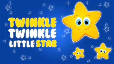 twinkle twinkle little star twinkle twinkle little star lyrics kids music video baby learning songs children songs