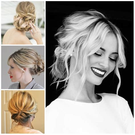 Hairstyles For Medium Hair Updos by Tender Updos For Medium Length Hair Haircuts Hairstyles