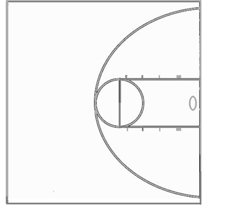 half court basketball template coach resources d c everest basketball