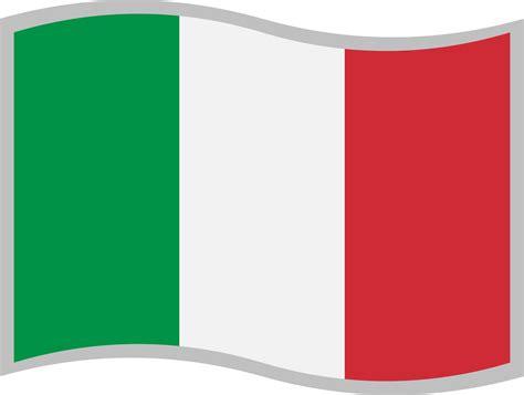 clipart bandiere clipart bandiera d italia