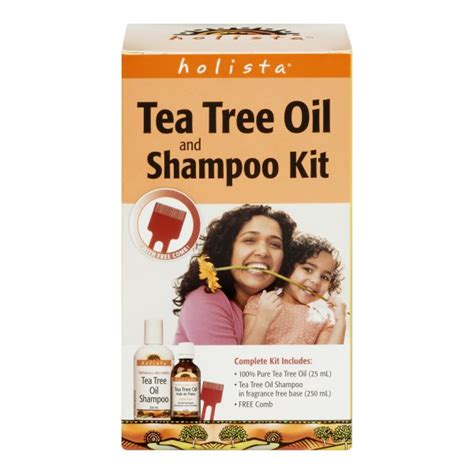 does tea tree oil kill lice buy holista head lice complete kit same day shipping in