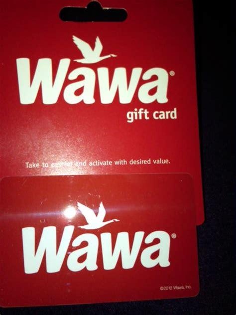 How To Use A Wawa Gift Card For Gas - free wawa gift card 10 gift cards listia com auctions for free stuff