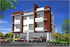 Appartment Elevation by Contemporary Apartments Elevation Images