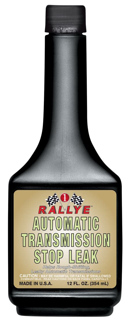 Rally Auto Transmission by Rallye Automatic Transmission Stop Leak