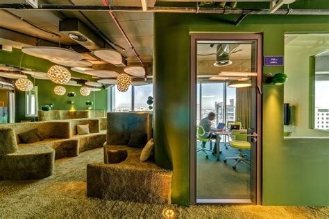 Comfort Rooms In Mental Health by Gallery Of Tel Aviv Office Camenzind Evolution 24