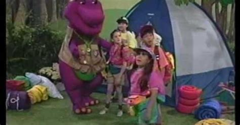 barney the backyard gang rock with barney episode 8 her favorite barney video when she was 3 barney s