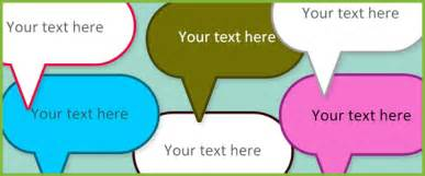 editable speech template editable speech bubbles free early years primary
