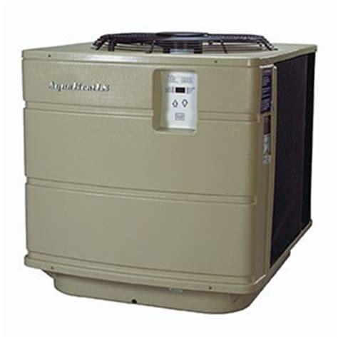 Clean, Efficient Heat Pump Pool Heaters   AquaComfort Solutions