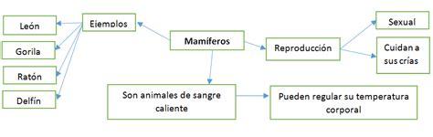 ejemplo de mapa semantico ejemplos de mapa sem 225 ntico