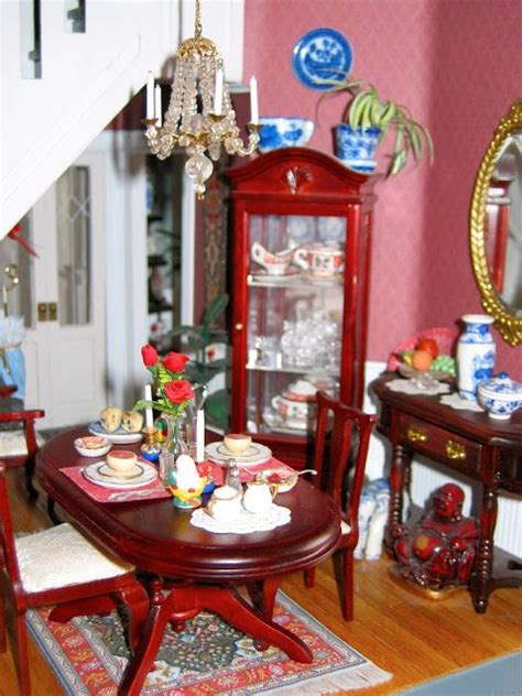 scale victorian dollhouse miniatures kitchen