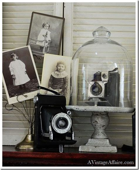 vintage camera home decor decorating with vintage cameras camera
