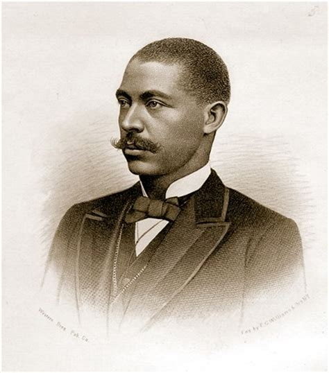 biography of george washington williams george washington williams told black americans story