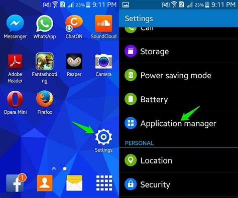 how to all apps on android how to clear android cache ubergizmo