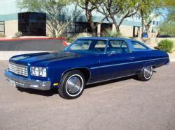 1976 chevrolet impala information and photos momentcar