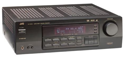 jvc rx vbk dolby digital dts audio video receiver