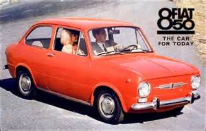 Fiat 850s In Time 1964 Cars Fiat 850