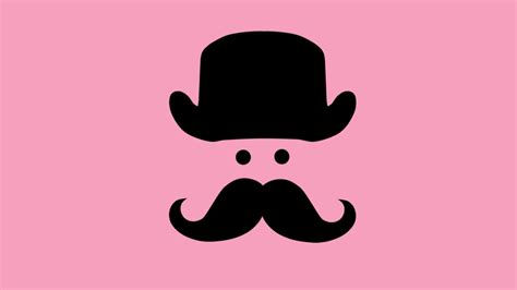 wallpaper cute mustache mustache desktop backgrounds wallpaper cave