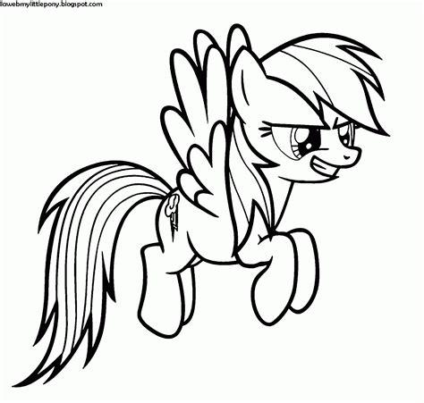 my little pony dibujos para colorear de rainbow dash de my little my little pony dibujos para colorear de rainbow dash de