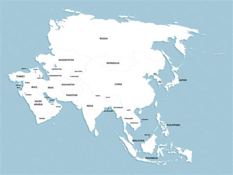 asia map with country names australia map states quotes
