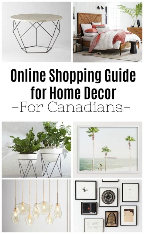 home decor canada where to buy furniture canada