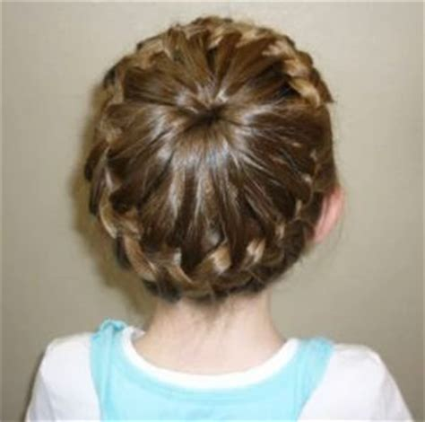 french bun hairstyle step by step french braid bun hair style with step by step http